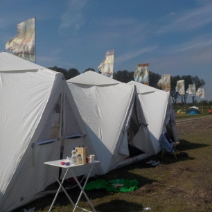 Our Mysteryland Tents